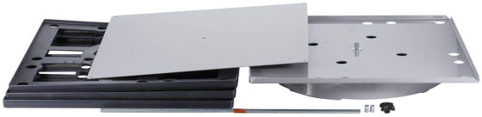 Pyörivä lattiateline 550-SRJ, Treston - Pyörivä lattiateline 550-SRJ