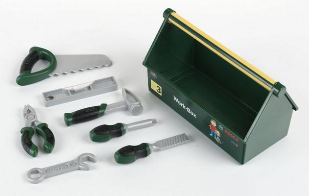 Leikkityökalupakki työkaluilla, Klein - Leikkityökalupakki ja työkaluja