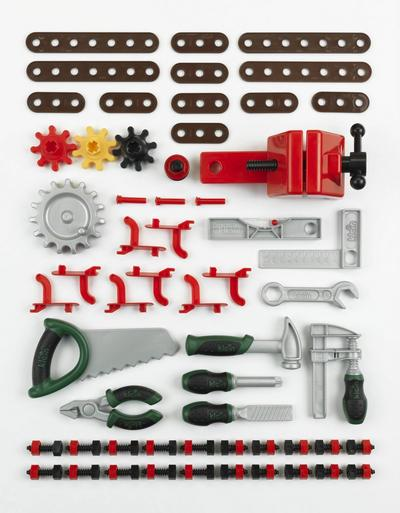 Leikkityökalupenkki Bosch, Klein - Leikkityökalupenkki Bosch