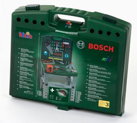 Leikkityökalupenkki Bosch (kannettava), Klein - Leikkityökalupenkki Bosch (kannettava)