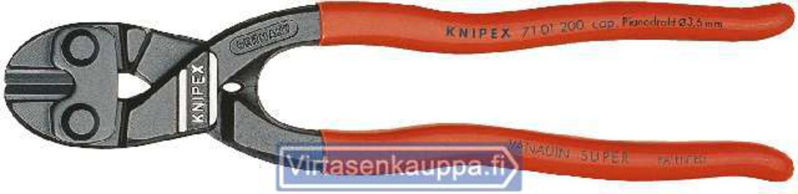 Voimaleikkurit 200 mm, Knipex - Voimaleikkurit 200 mm