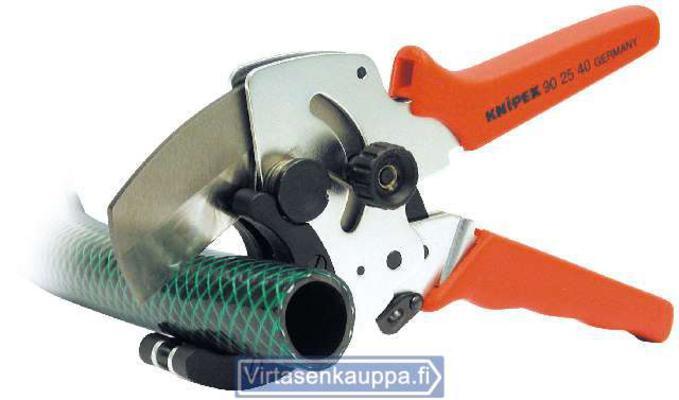 Putkileikkurit muovi- ja kumiputkille 25-40 mm, Knipex - Putkileikkurit muovi- ja kumiputkille 25-40 mm