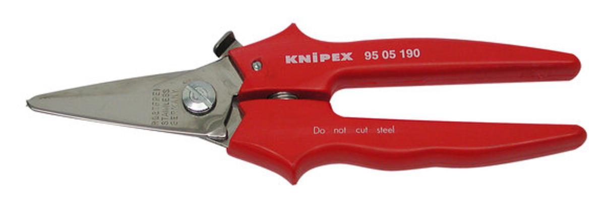 Yleisleikkurit 190 mm, Knipex - Yleisleikkurit 190 mm