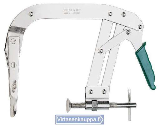Venttiilinpuristin 60-230 mm, Kukko - Venttiilinpuristin 60-230 mm