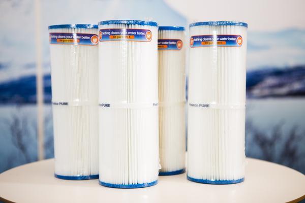 Ulkoporealtaan suodatin (6 kpl) - säästöpakkaus, Pleatco - Ulkoporealtaan suodatin (4 kpl) - säästöpakkaus
