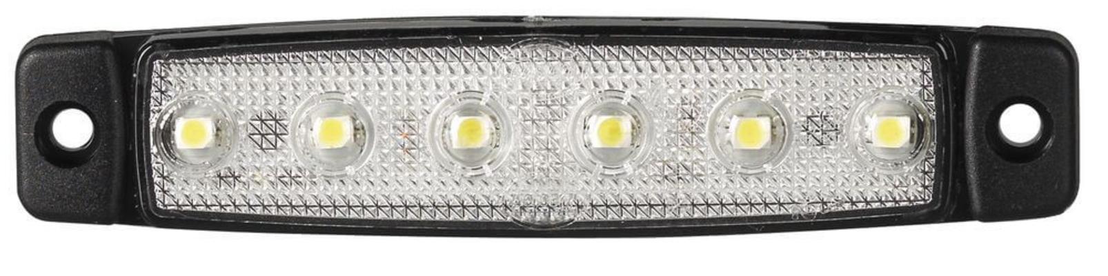 LED-äärivalo 24V | valkoinen, JOL