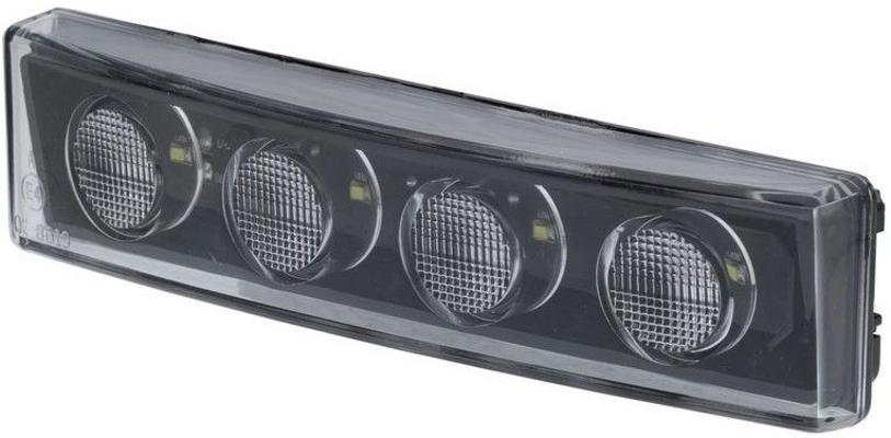 LED-äärivalo Scania| oranssi, JOL