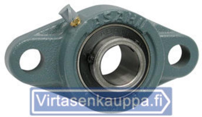 Laippalaakeriyksikkö - soikea - 15 mm