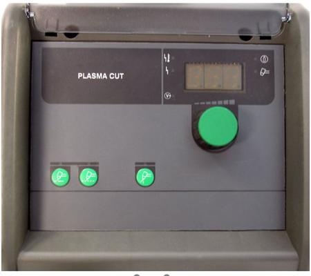 Plasmaleikkauslaite Zeta 60, Migatronic - Plasmaleikkuri Zeta 60