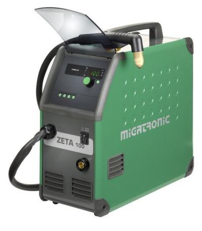 Plasmaleikkauslaite Plasma Zeta 100, Migatronic - Plasmaleikkauslaite Plasma Zeta 100