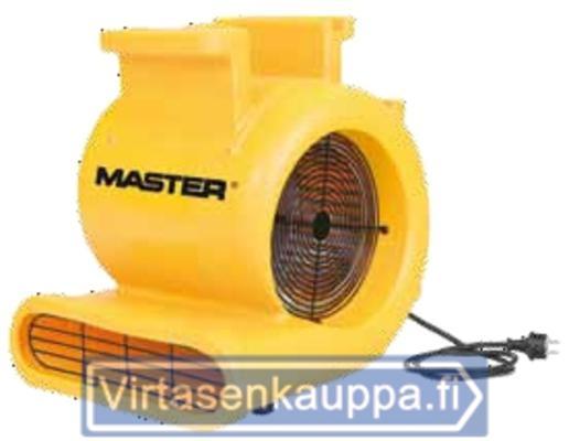Rakennuspuhallin, Master CD5000 - Rakennuspuhallin Master CD5000