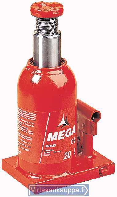 Hydraulinen pullonostin 20 t, Mega - Hydraulinen pullonostin 20 t