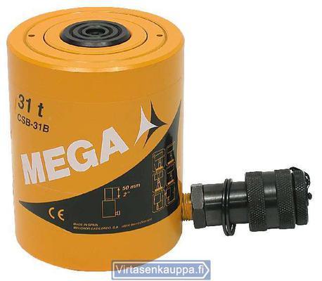 Hydraulisylinteri 31 t, Mega - Hydraulisylinteri 31 t