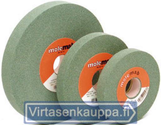 Hiomalaikka, Mirka - (H x P x R): 200 x 25 x 32  mm