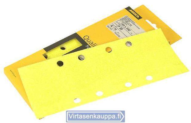 HIOMA-ARKKI 93X230MM 8-R.G80 10KPL