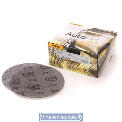 Tarrapyörö Autonet 150 mm (50 kpl), Mirka - Karkeus 80