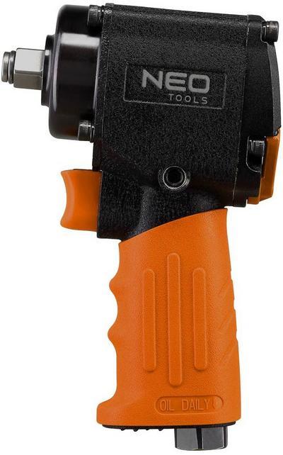 """Mutterinväännin 1/2"""", lyhyt malli, NEO Tools"""