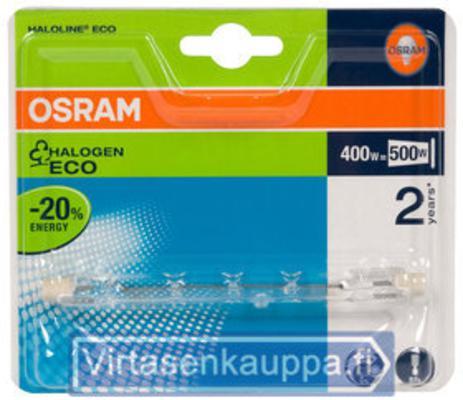 OSRAM HALOLINE ECO 400W 230V 118MM R7S