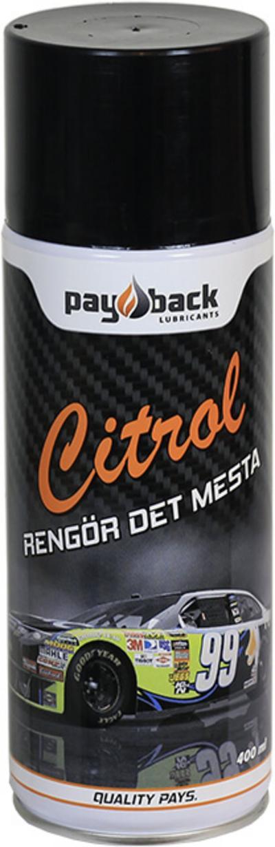 Citrol puhdistusaine 400 ml, Payback
