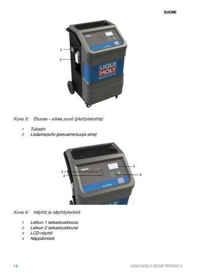 Öljynvaihtolaite automaattivaihteistoille Gear Tronic II, Liqui Moly - Öljynvaihtolaite automaattivaihteistoille Gear Tronic II