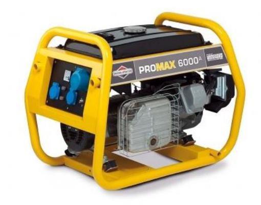 Briggs & Stratton Promax Series 6000EA 4.8kW