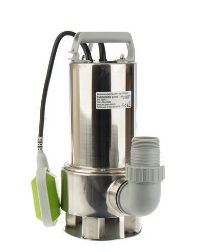 Uppopumppu puhtaalle ja likaiselle vedelle, RST 1000 W, Duro - Uppopumppu puhtaalle ja likaiselle vedelle, RST 1000 W