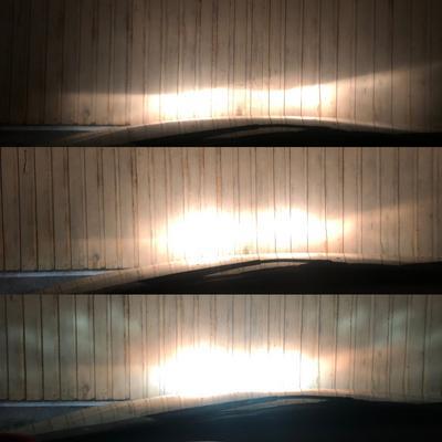Led-lisävalosarja - Suora | 15,4 cm | 3000 lm | Ref. 15, ECO