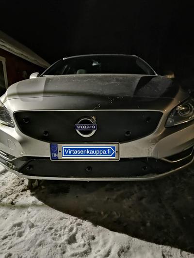 Maskisuoja Volvo V60 (2014->) ei CWAB, Tammer-Suoja - Maskisuoja Volvo V60