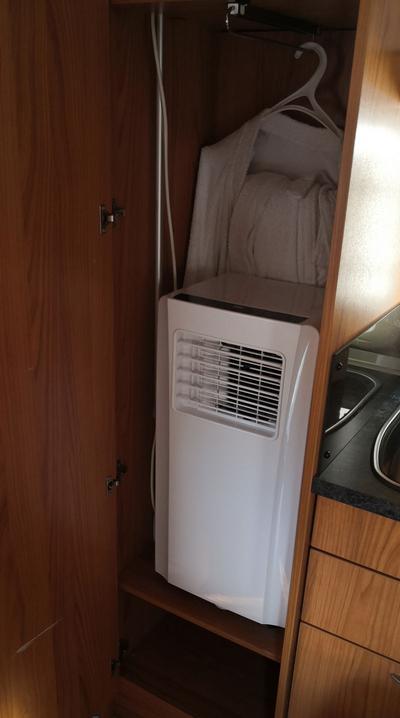 Siirrettävä ilmastointilaite 7000, Duro