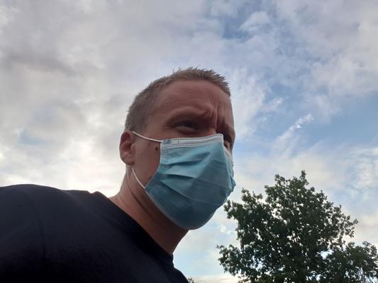 Hengityssuojain, Suomen VTT:n testaama (50 kpl)