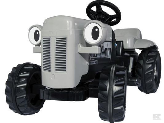Massey Ferguson -polkutraktori perävaunulla, Rolly Toys - Massey Ferguson -polkutraktori perävaunulla