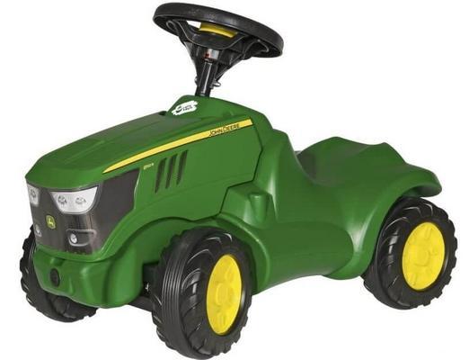 John Deere 6150R -Minitrac potkutraktori, Rolly Toys - John Deere 6150R -Minitrac potkutraktori