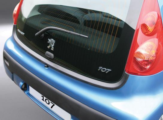 Takapuskurin suoja Peugeot 107 (2005->)