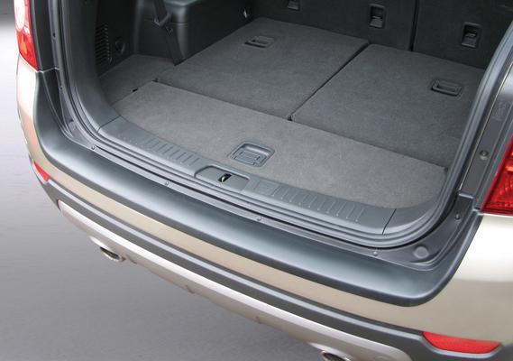 Takapuskurin suoja Chevrolet Captiva 4 x 4 (2006-2013)
