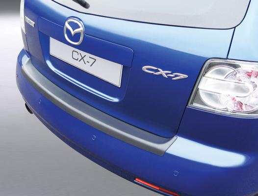 Takapuskurin suoja Mazda CX-7 (2007->)