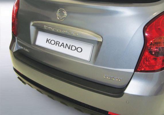 Takapuskurin suoja Ssangyong Korando (2011->)