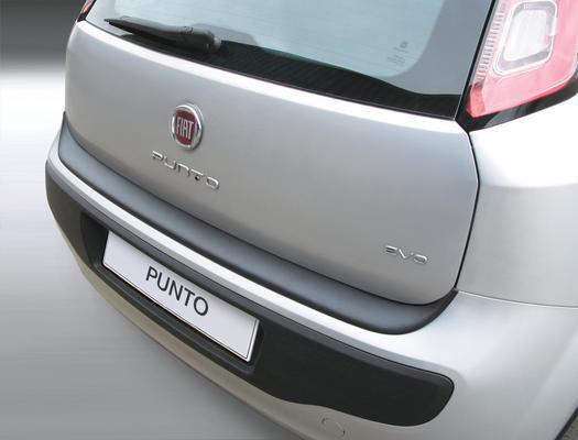 Takapuskurin suoja Fiat Punto Evo 3/5-Ov. (2009-2011)