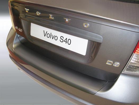 Takapuskurin suoja Volvo S40 (2007-2012)
