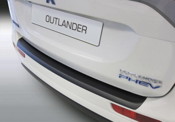 Takapuskurin suoja Mitsubishi Outlander (2013->2015)