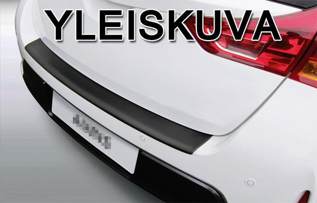 Takapuskurin suoja Chevrolet Captiva 4 x 4 (2013->)