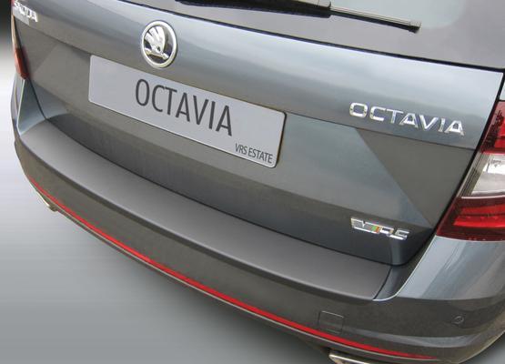 Takapuskurin suoja Skoda Octavia III RS Estate / Combi (2017->2/2020)