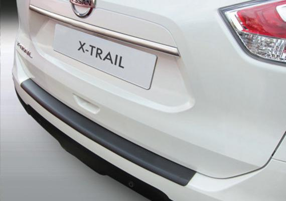 Takapuskurin suoja Nissan X-Trail (2014-2017)