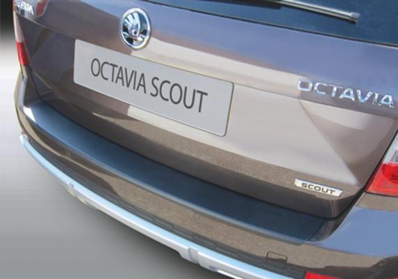 Takapuskurin kolhusuoja Skoda Octavia Scout Combi (2013-2017)