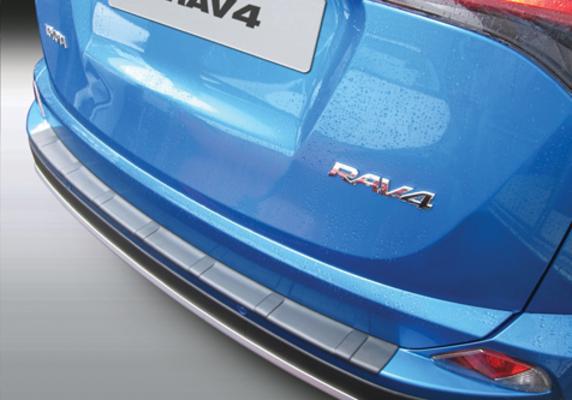 Takapuskurin suoja Toyota Rav4 4x4 (2.2016-> 12.2018)