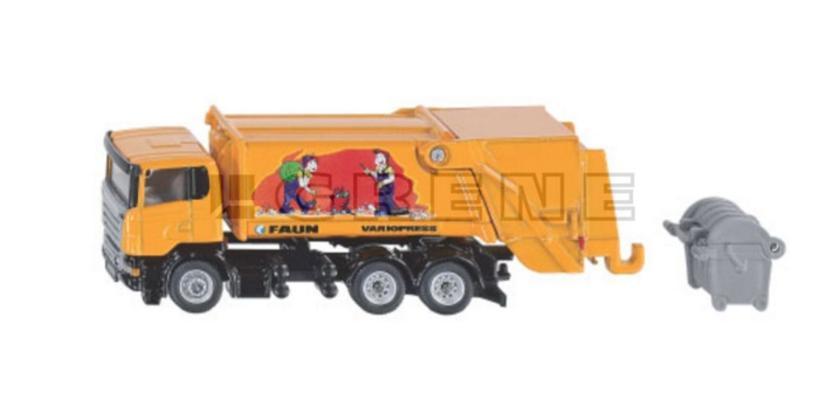 MAN-jätteenkuljetusauto, Siku - MAN-jätteenkuljetusauto