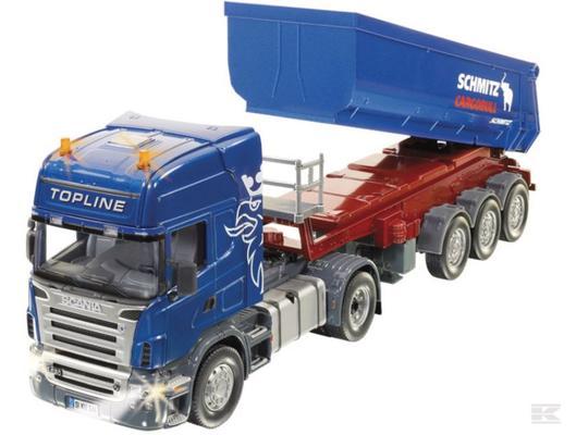 Radio-ohjattava Scania R620 -rekka perävaunulla (1:32), Siku - Radio-ohjattava Scania R620 -rekka perävaunulla