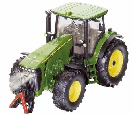 Kauko-ohjattava John Deere 8345R -leikkitraktori (1:32), Siku - Kauko-ohjattava John Deere 8345R -leikkitraktori