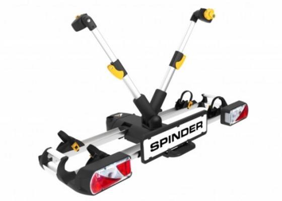 Polkupyöräteline Xplorer, Spinder