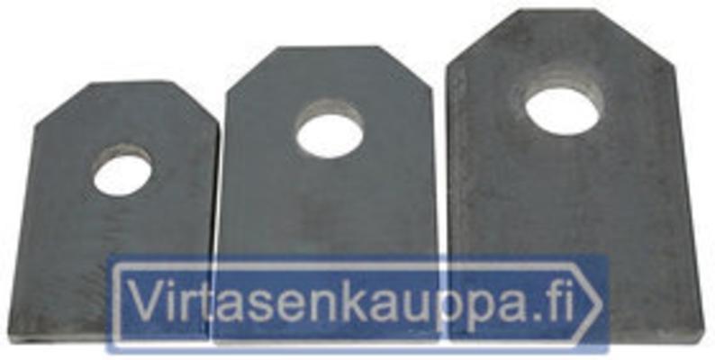 Työntövarren kiinnike - hitsattava, 25 mm - Työntövarren kiinnike - hitsattava, 25 mm