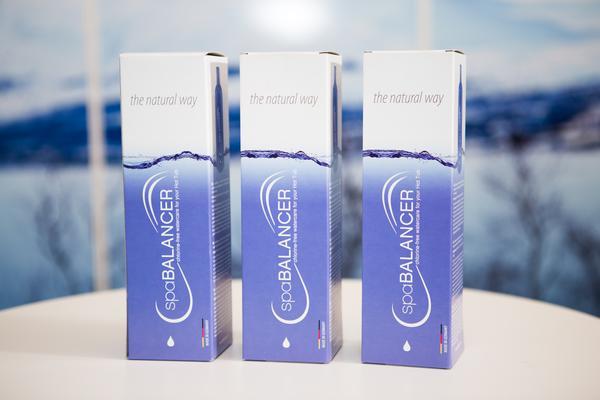 Kloorivapaa vedenhoitoaine (3 kpl), säästöpakkaus, SpaBalancer - SpaBalancer - kloorivapaa vedenhoitoaine (3 kpl), säästöpakkaus